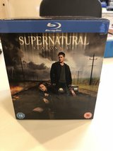 Excellent Condition (Like New) - Blu-ray - Supernatural Seasons 1-8 in Okinawa, Japan