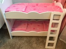 """18"""" doll bunk bed in Westmont, Illinois"""