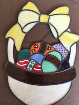 Easter Basket Stained Glass in Naperville, Illinois