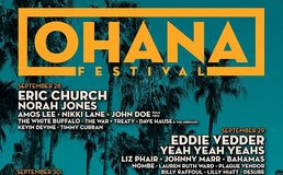 Ohana Fest Tickets feat. Erick Church, Eddie Vedder and More! in Vista, California