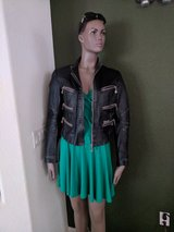 Rocawear leather jacket in Camp Pendleton, California