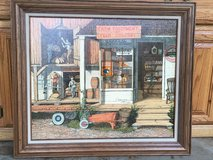 H. Hargrove Framed Serigraph Art in Naperville, Illinois