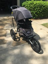 Jogging stroller in Fort Benning, Georgia