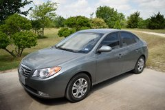 2010 Like New Hyundai Elantra GLS, 17k miles! in Arlington, Texas