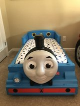 Thomas the Train Toddler Bed With Mattress in Fort Leonard Wood, Missouri