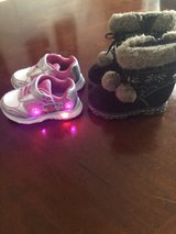 Size 5 toddler shoes in Travis AFB, California