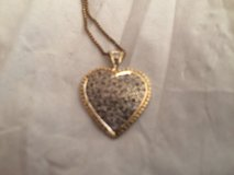 14k Gold Heart pendant in Fort Knox, Kentucky
