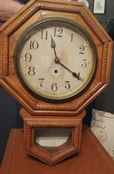 Antique Regulator Clock in Houston, Texas