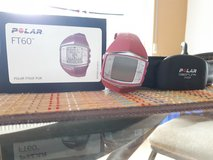 Polar FT60 Heart Rate Monitor in Ramstein, Germany