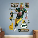 Green Bay Packer FATHEAD wall sticker sets in Fort Meade, Maryland