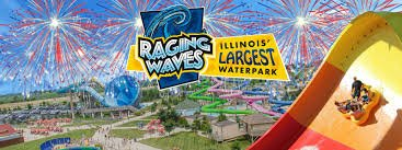 Raging Waves Ticket in Chicago, Illinois