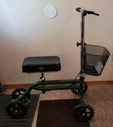 Knee Scooter - Only used for 6 weeks! in Fort Leonard Wood, Missouri