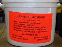 Sure Shot Catfish Bait in Fort Polk, Louisiana