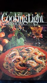 COOKING LIGHT COOKBOOKS from 1990 to 1993 in Warner Robins, Georgia