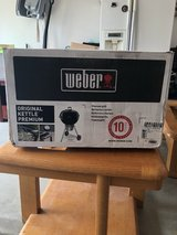 NEW WEBER GRILL in Shorewood, Illinois