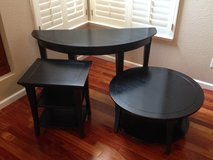 Table set in Vacaville, California