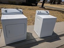 Washer and dryer in Fairfield, California