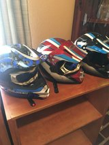 Youth size BMX helmets in Fort Polk, Louisiana