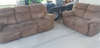 2 Piece Couch Set in Fort Bliss, Texas