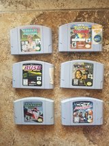 Nintendo 64 Games in 29 Palms, California