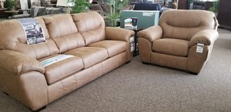 20% OFF CATNAPPER SOFA AND CHAIR SET in Cherry Point, North Carolina