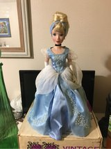 Cinderella doll with stand in Kingwood, Texas