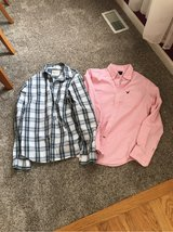 American Eagle button up shirts Medium in Glendale Heights, Illinois