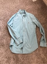 Ralph Lauren men's  button up shirt Small in Glendale Heights, Illinois