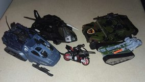 g.i.joe vehicle toys in Alamogordo, New Mexico