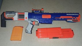 nerf blaster with clips in Alamogordo, New Mexico