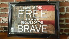 Home of the Free Because of the Brave (Picture) in Camp Lejeune, North Carolina