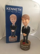 New Kenneth the Page Talking Bobble Head - From 30 Rock in St. Charles, Illinois