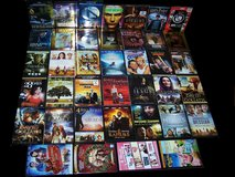 Lot of 39 DVDs in Barstow, California