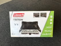 New Coleman Stove in Travis AFB, California