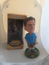 "New Jeff Probst ""Survivor"" Bobble Head - Wacky Wobbler - New in Box in Lockport, Illinois"