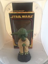 Yoda Bobble Head - Star Wars - New in Box in Lockport, Illinois