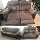 Recliners / couches in Fairfield, California