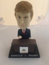 Donald J. Trump Bobble Head - Trump sitting at Taj Mahal Desk - 2004-05 Collector's Edition in Lockport, Illinois