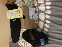 Women's TOMS black shoes - Size 10 **never worn** in Fairfield, California
