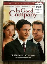 NEW In Good Company DVD Widescreen Sealed in Joliet, Illinois