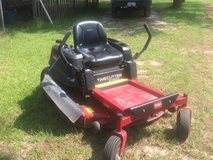 "Toro 21hp 42"" zero turn mower in Warner Robins, Georgia"