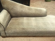 fun leopard couch in Yucca Valley, California