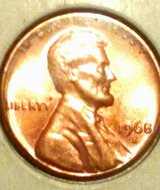 1968-S Cent RD UNCIRCULATED in Alamogordo, New Mexico