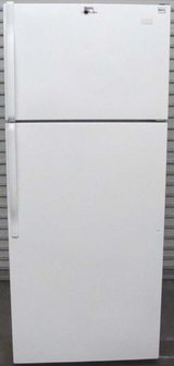 18 CU. FT. WHIRLPOOL REFRIGERATOR- ICE MAKER in Oceanside, California