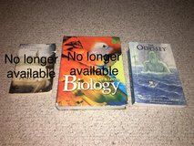 Benet Freshmen Book - The Odyssey in Glendale Heights, Illinois