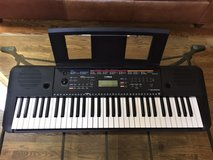 Yamaha Digital Keyboard PSR-E263 YPT-260-EXC COND - Includes Extras - in Oswego, Illinois