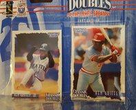 KEN GRIFFEY JR. 2000 Doubles SLU *** FATHER & SON ADDITION*** in Fort Lewis, Washington