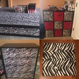 Custom twin bed/dresser set in Fort Campbell, Kentucky