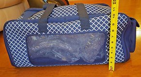 Martha Stewart Pet Carrier Small Dog Cat Travel Tote Petco Animal Airline Bag in Chicago, Illinois