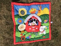 Tummy Time Activity Blanket in Sandwich, Illinois
